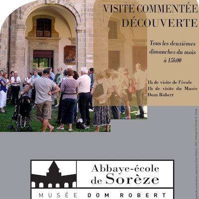 Sorèze • Visite de l'Abbaye Ecole de Sorèze