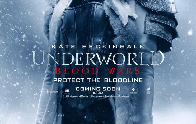"Critique ""Underworld: Blood Wars"" de Anna Foerster"