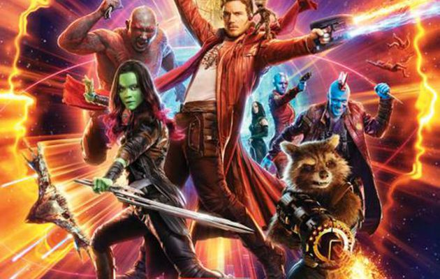 Critique du film Les Gardiens de la Galaxie vol.2 de James Gunn