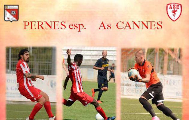Pernes esp. As Cannes + Le Groupe pour demain