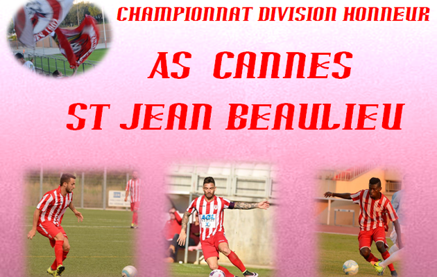 Championnat : As Cannes - St Jean Beaulieu