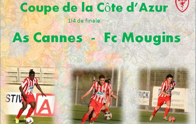 Coupe de la Côte d'Azur: As Cannes - Mougins
