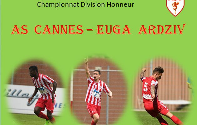 Championnat : As Cannes - Ardziv