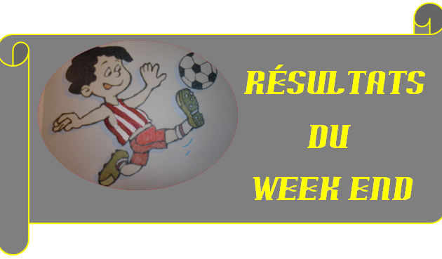 National 3. Poule D : Résultats du week end