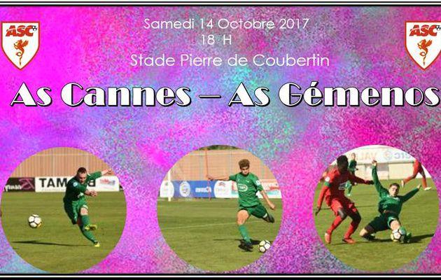 As Cannes - As Gémenosienne