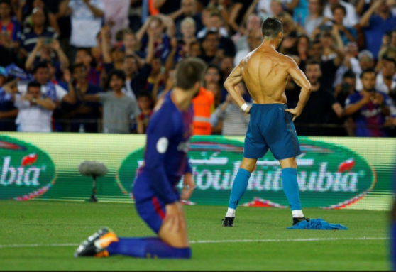 Real Madrid-FC Barcelone: Piqué au vif ?