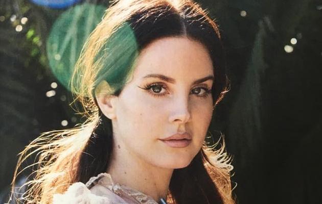 Interview : Lana Del Rey pour Grazia
