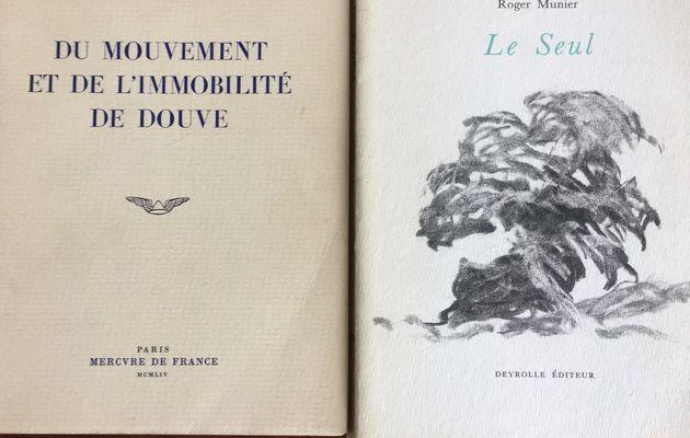 L'expérience de la présence chez Yves Bonnefoy et Roger Munier