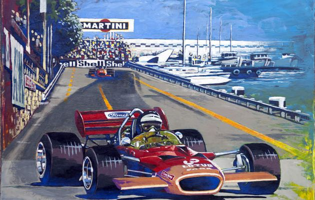 GP de Monaco 1970
