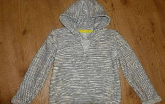 Un sweat en maille de B Trendy