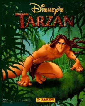 Tarzan (Disney) - Sticker panini Octobre 1999