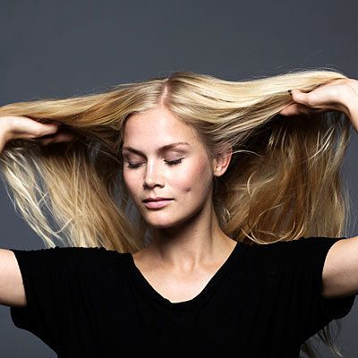 Restore Your Hair's Bounce and Shine With a Detox Cleanse
