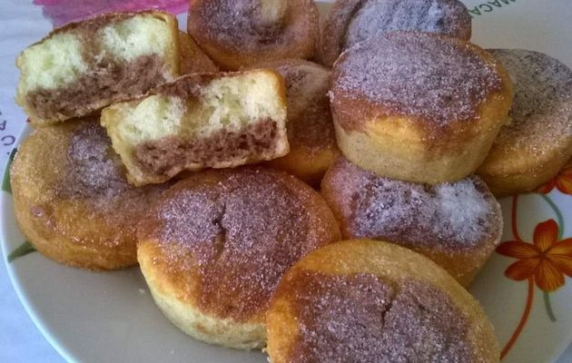 Muffins extra moelleux