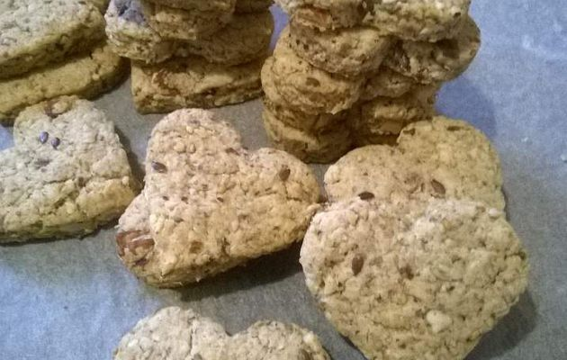 Biscuit croquant style fekkas