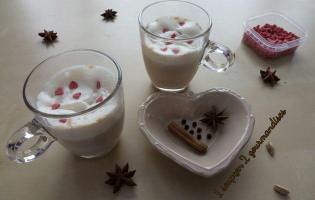 Chaï Tea Latte