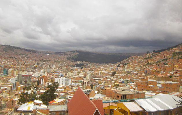 La Paz, la ville la plus haute du monde!
