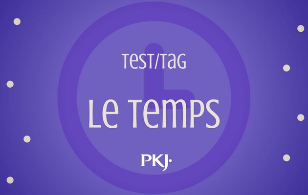 Le tag du « Temps » par Pocket Jeunesse
