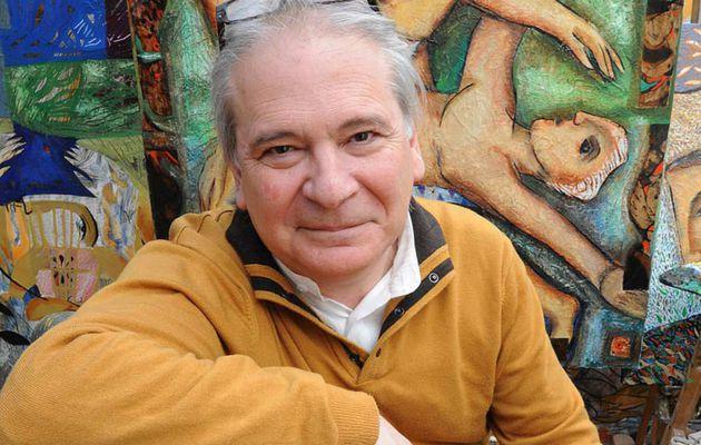 Rencontre avec le peintre Frédéric Cubas-Glaser