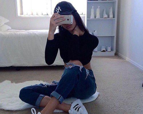 n°1 : Vos tenues sont-elle Tumblr ?