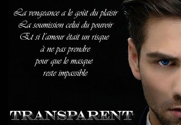 chronique sur Transparent lies tome 1
