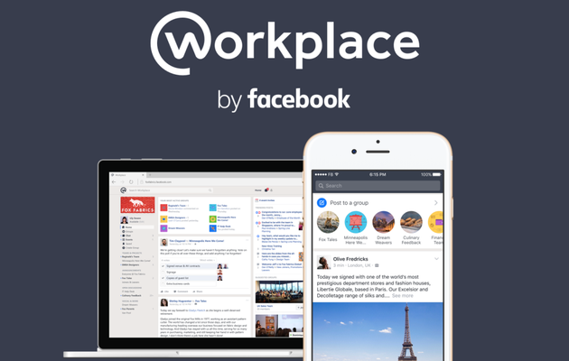 extremIT se lance sur Workplace by Facebook