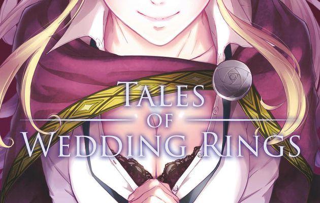 TALES OF WEDDING RINGS