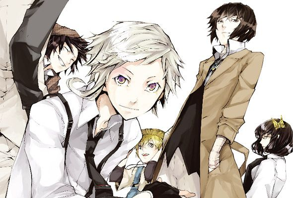 BUNGO STRAY DOGS / TOMES 1+2