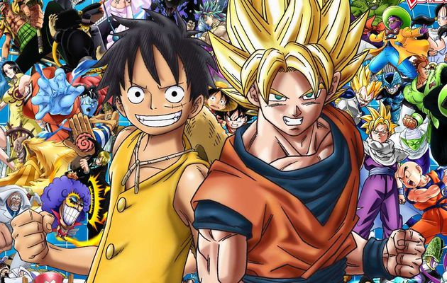 DEUX LONGS ÉPISODES POUR ONE PIECE ET DRAGON BALL SUPER