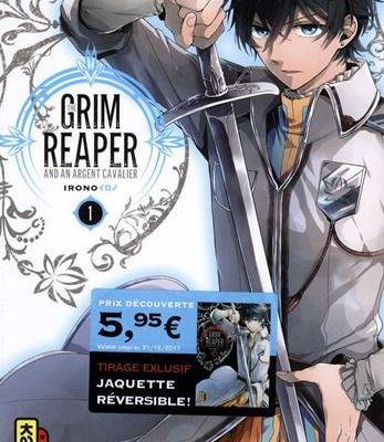 THE GRIM REAPER AND AN ARGENT CAVALIER  /  TOME 1