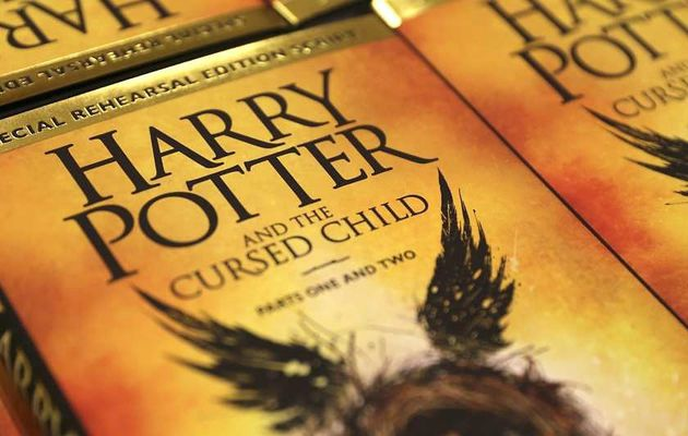 "#Avis: ""Harry Potter et l'enfant maudit"""