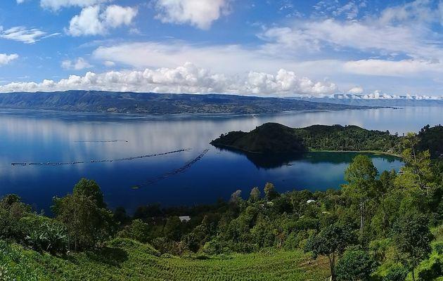 Danau Toba, île de Sumatra INDONESIE