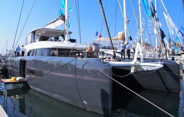 the new Lagoon Seventy 7