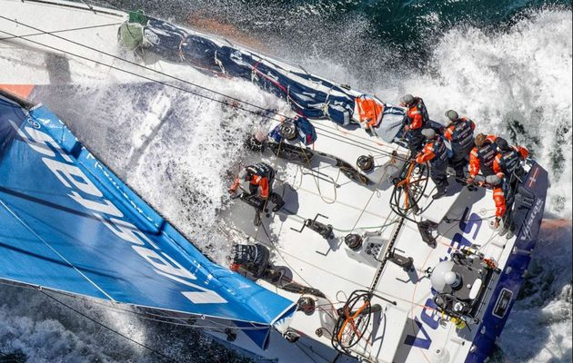 Vestas returning to the Volvo Ocean Race for a second consecutive edition