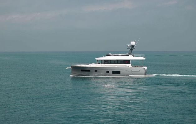 8 units of Sirena 64 and 2 units of Sirena 56 already sold by Sirena Yachts