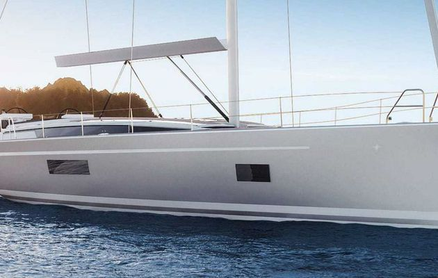 Scoop - Bavaria C65, the largest sailing yacht ever built by the Bavaria Yachts shipyard