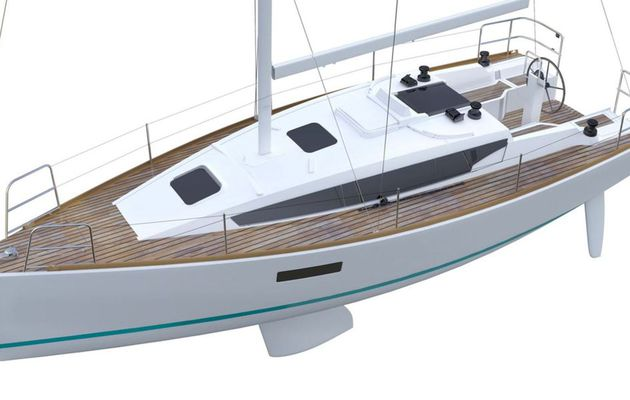 Scoop - With the Jeanneau Sun Odyssey 319, Jeanneau makes a Comeback on the Market of Small Family Sailboat