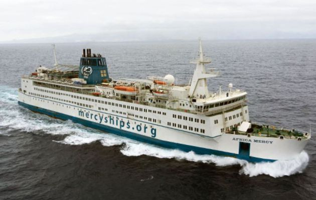 Brunswick and Mercury Marine to Aid Humanitarian Efforts of Mercy Ships in Africa