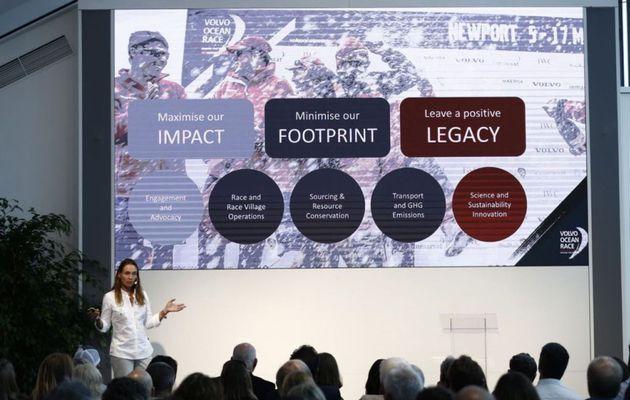 Volvo Ocean Race Ocean Summit brings 'Clean Seas' campaign pledge from Spain, new scientific programme