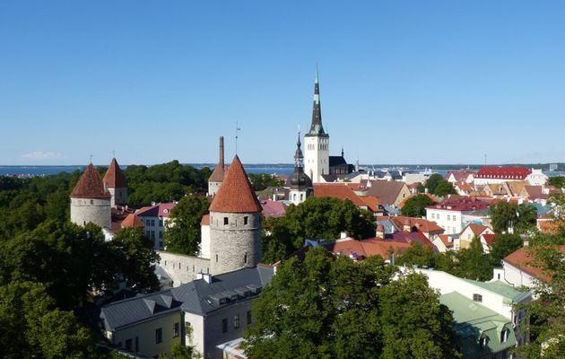 Tallinn, la capitale médiévale