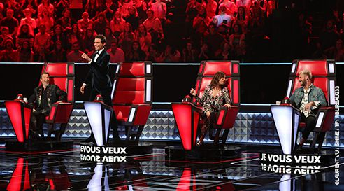 The Voice : la plus belle voix, premier direct, le samedi 20 mai 2017 à 21h sur TF1