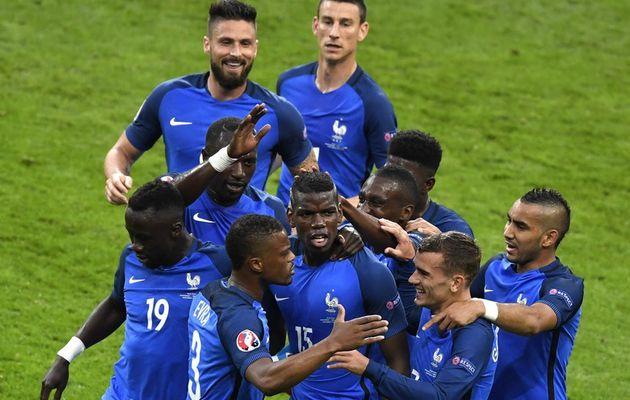 Football, Suède / France, ce soir à 20h35 sur TF1