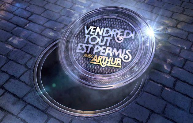Vendredi tout est permis avec Arthur, ce soir à 23h40 sur TF1