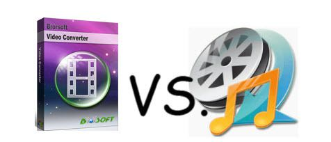 MediaCoder vs. Brorsoft Video Converter | Which is best Nvidia H.265 Encoder