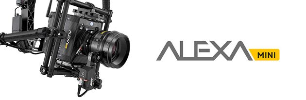 Import ALEXA Mini 4K into Adobe Premiere/Avid MC