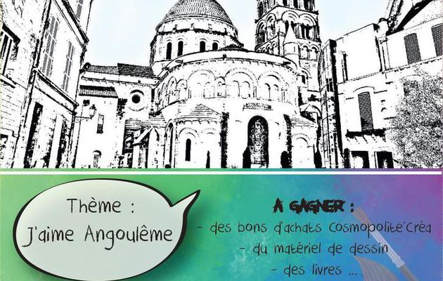 CONCOURS DESSIN THEME ANGOULEME