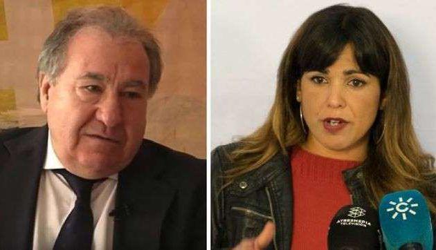 La Fiscalía denuncia al empresario autor de una agresión machista contra Teresa Rodríguez