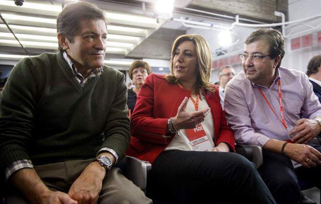El presidente de la gestora ataca a Pedro Sánchez