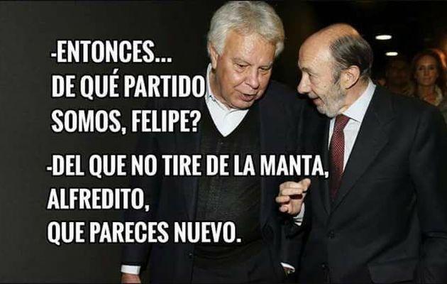 Los principios de los Socialistos como Felipe González