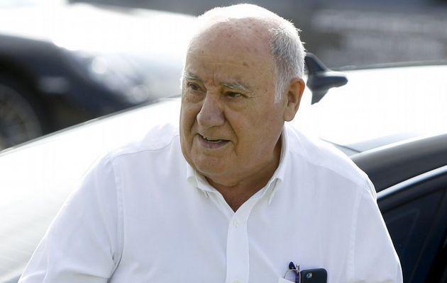 Amancio Ortega cobrará este año 1.256 millones de euros
