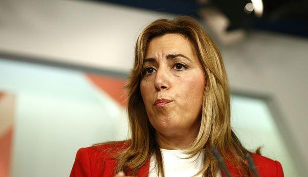 Susana Díaz ya se ve ganadora de las primarias y está eligiendo cortinas para la Moncloa
